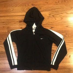 Nike Stripe Track Athletic Jacket M